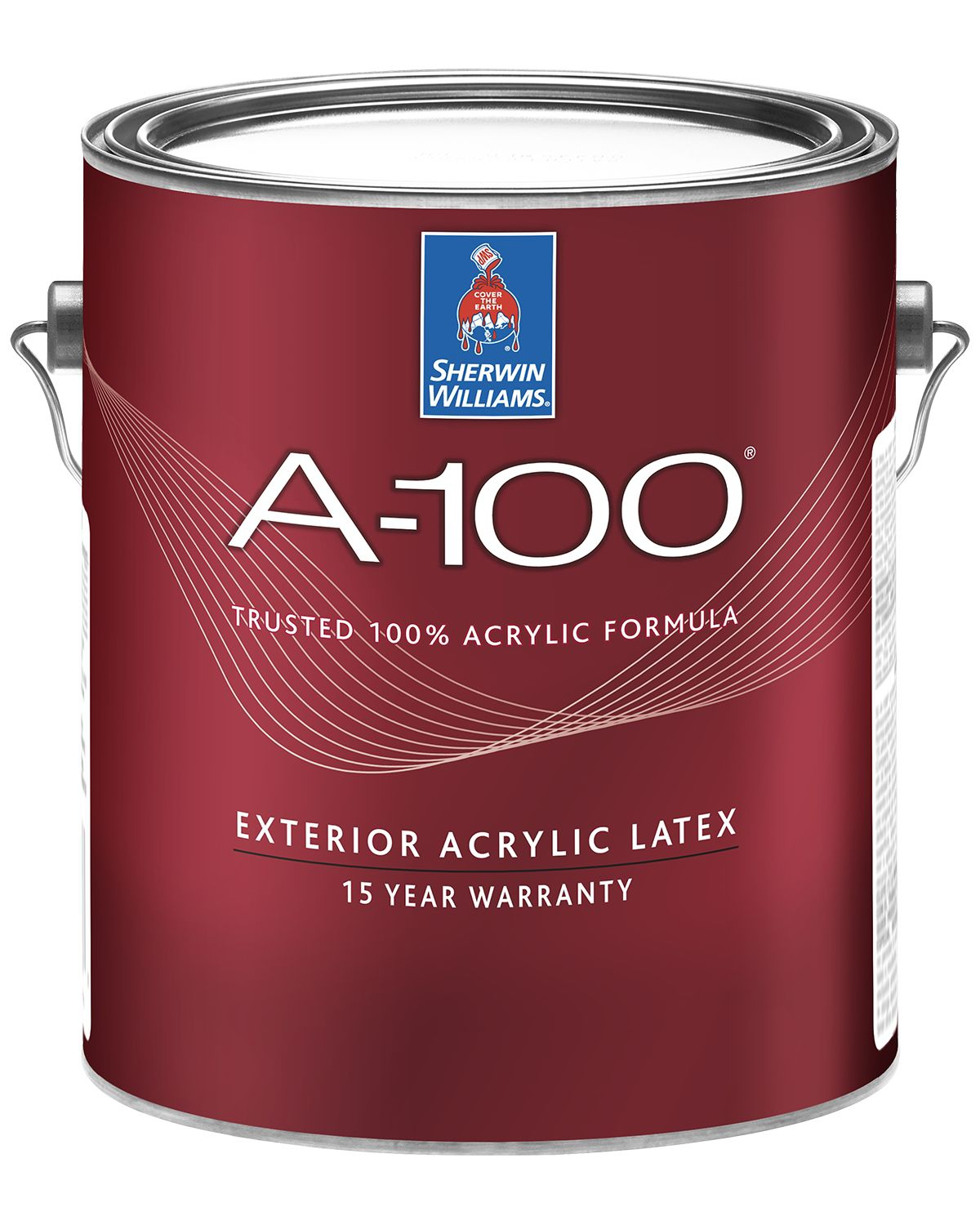 A-100 paint can
