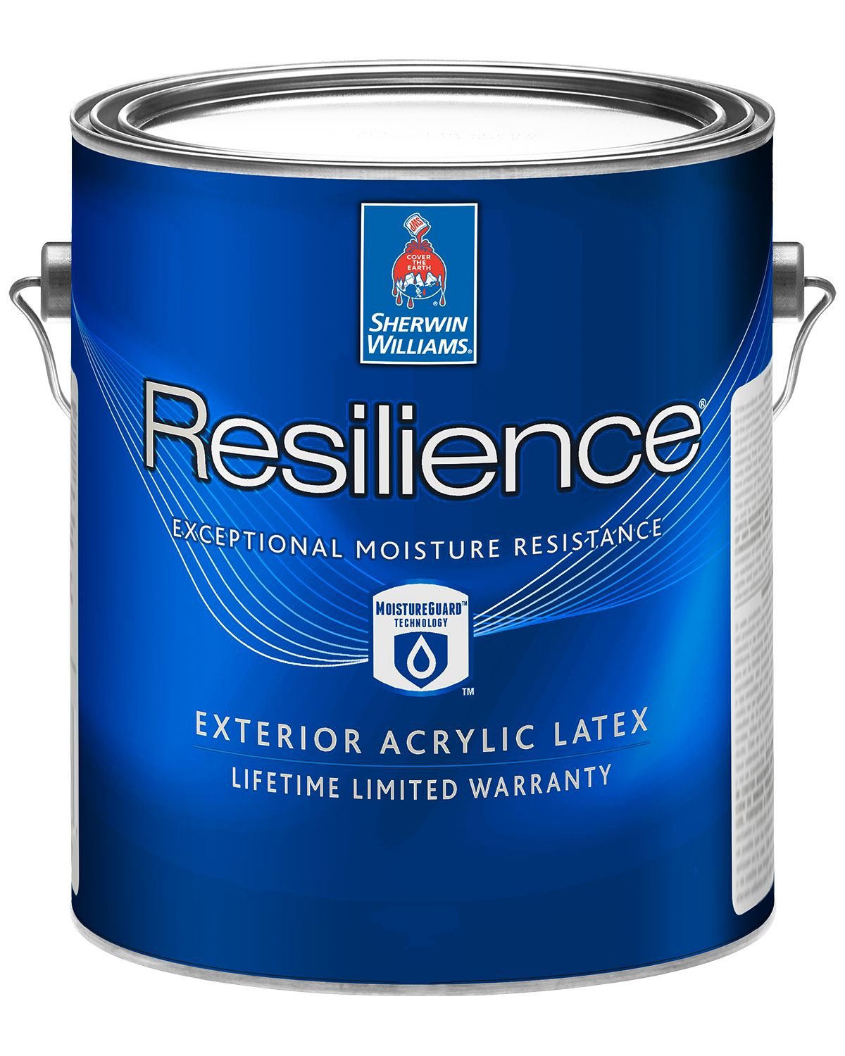 Resilence paint can
