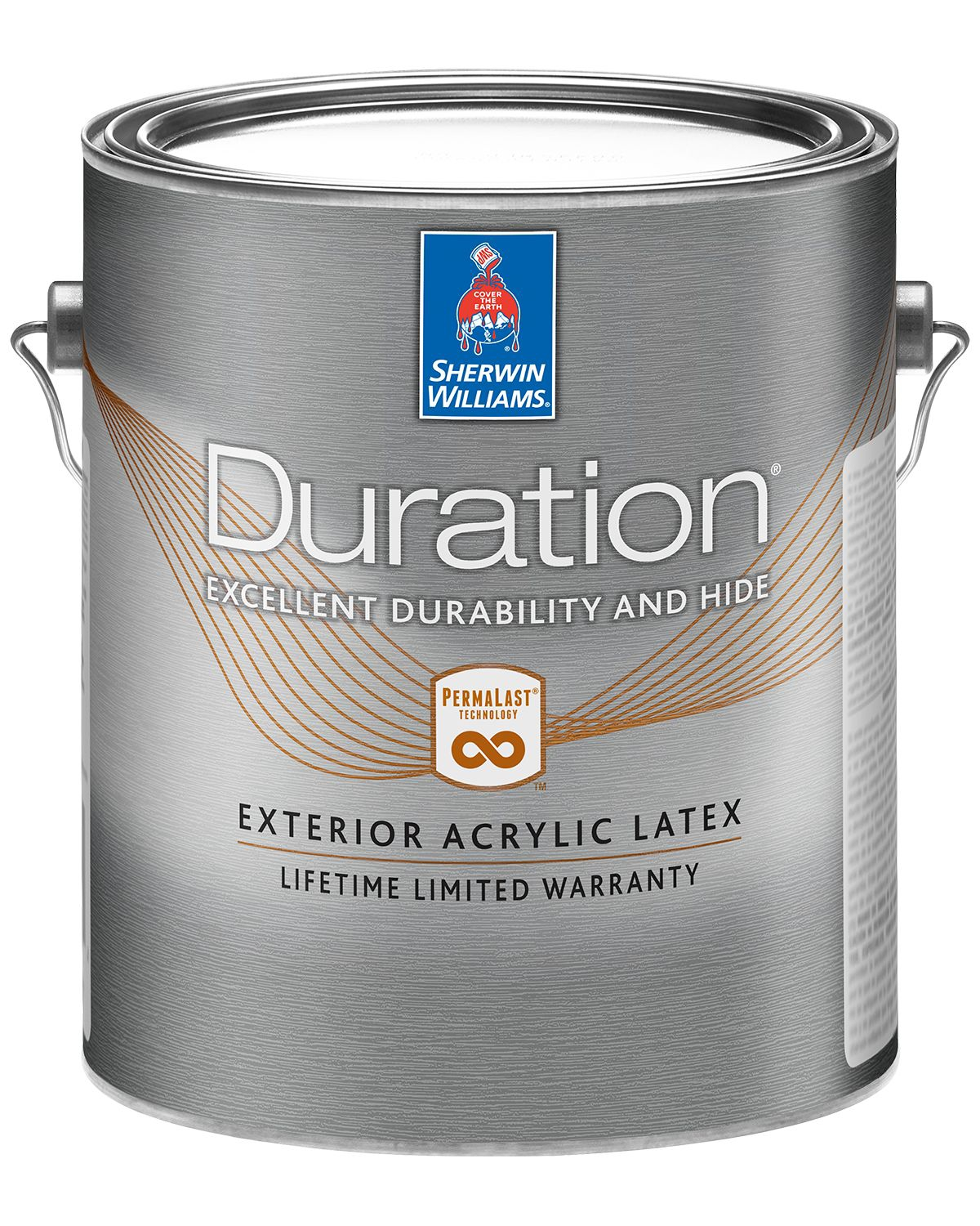 Duration paint can