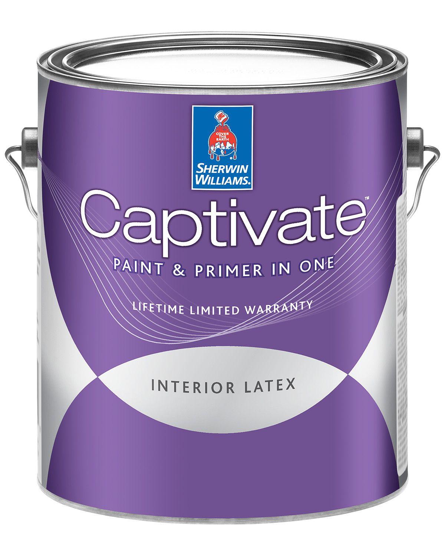 Captivate paint can