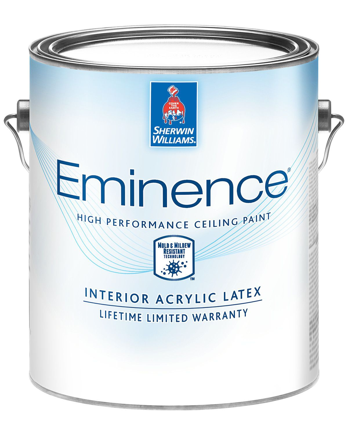 Eminence paint can