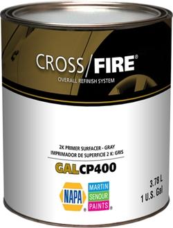Cross Fire 174 Epoxy Primer Martin Senour Auto