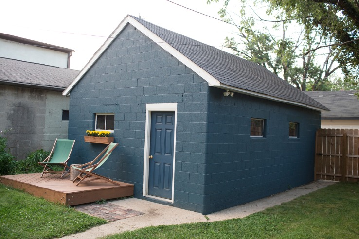 Garage renewal sherwin williams - Superpaint exterior acrylic latex paint ...