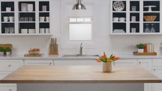 Turn Kitchen Cabinets Into Open Shelving Sherwin Williams