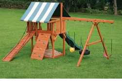 Backyard Playset Project