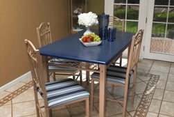 Indoor & outdoor furniture spray paint projects