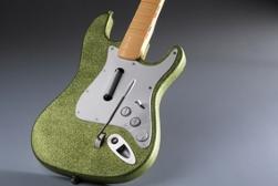 Rockstar Glitter Guitar Controller Project
