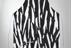 Wild Kitchen Zebra Apron Project