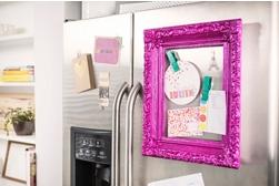 Refrigerator frame project