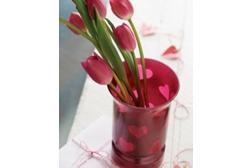 Valentine's Day Vase
