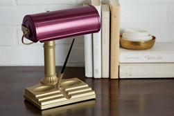 Shimmer lamp
