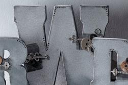 Monogram, Industrial Style