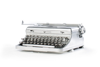 Antique Typewriter Project