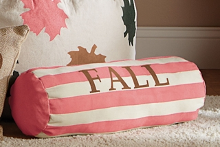 Fall Bolster Pillow