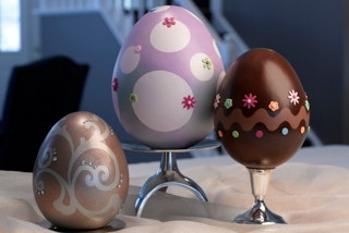 Easter Egg Décor