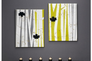 Leaves of Grass Wall Art