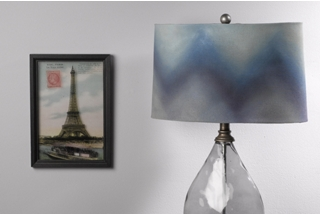 Ombré Lampshade