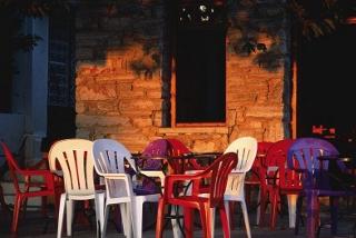 Plastic Resin Chair