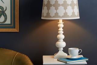 Quatrefoil Lamp