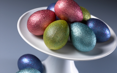 Dazzling Easter Egg Project