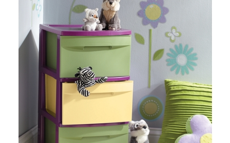 Decorative Drawers Project