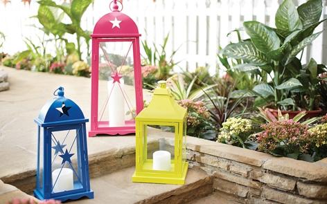 Lanterns Project