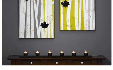 Recycled Votive Candleholder Project