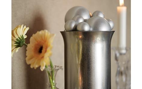Vintage Looking Glass Vases
