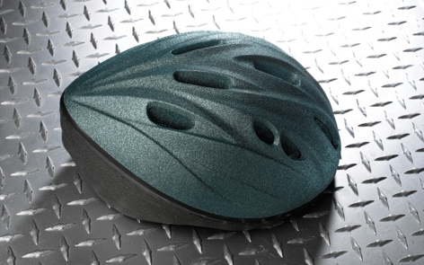 Razzle Dazzle Bike Helmet Project