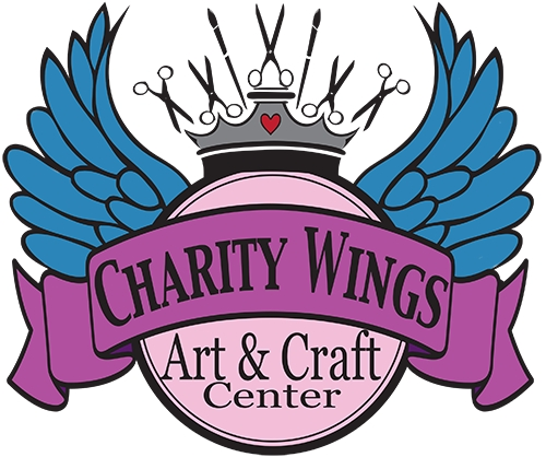 Charity Wings Art & Craft Center logo