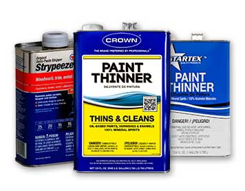 Solvents & Removers