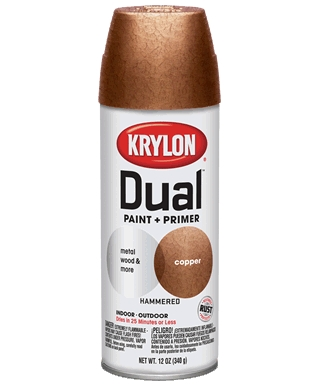 krylon adds new dual paint and primer specialty finishes. Black Bedroom Furniture Sets. Home Design Ideas