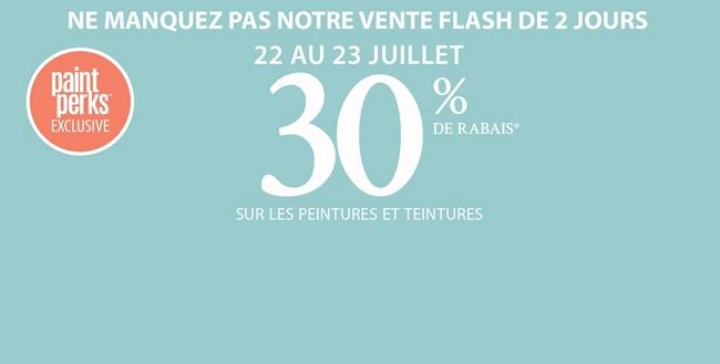 Ne manquez pas notre Vente Flash de 2 jours: du 22 au 23 juillet