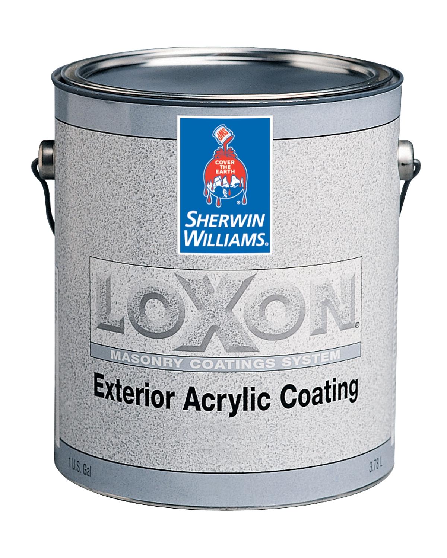 Loxon® Masonry Topcoat
