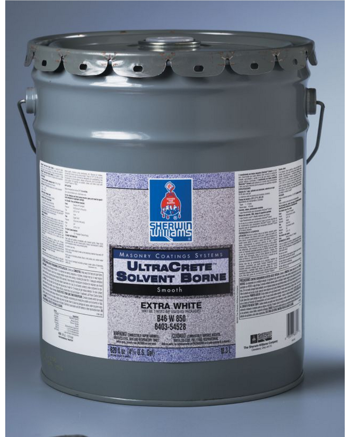 UltraCrete Solvent Borne Texture Coating