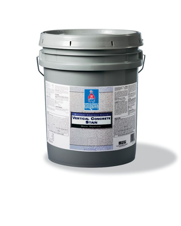 Loxon® Vertical Concrete Stain