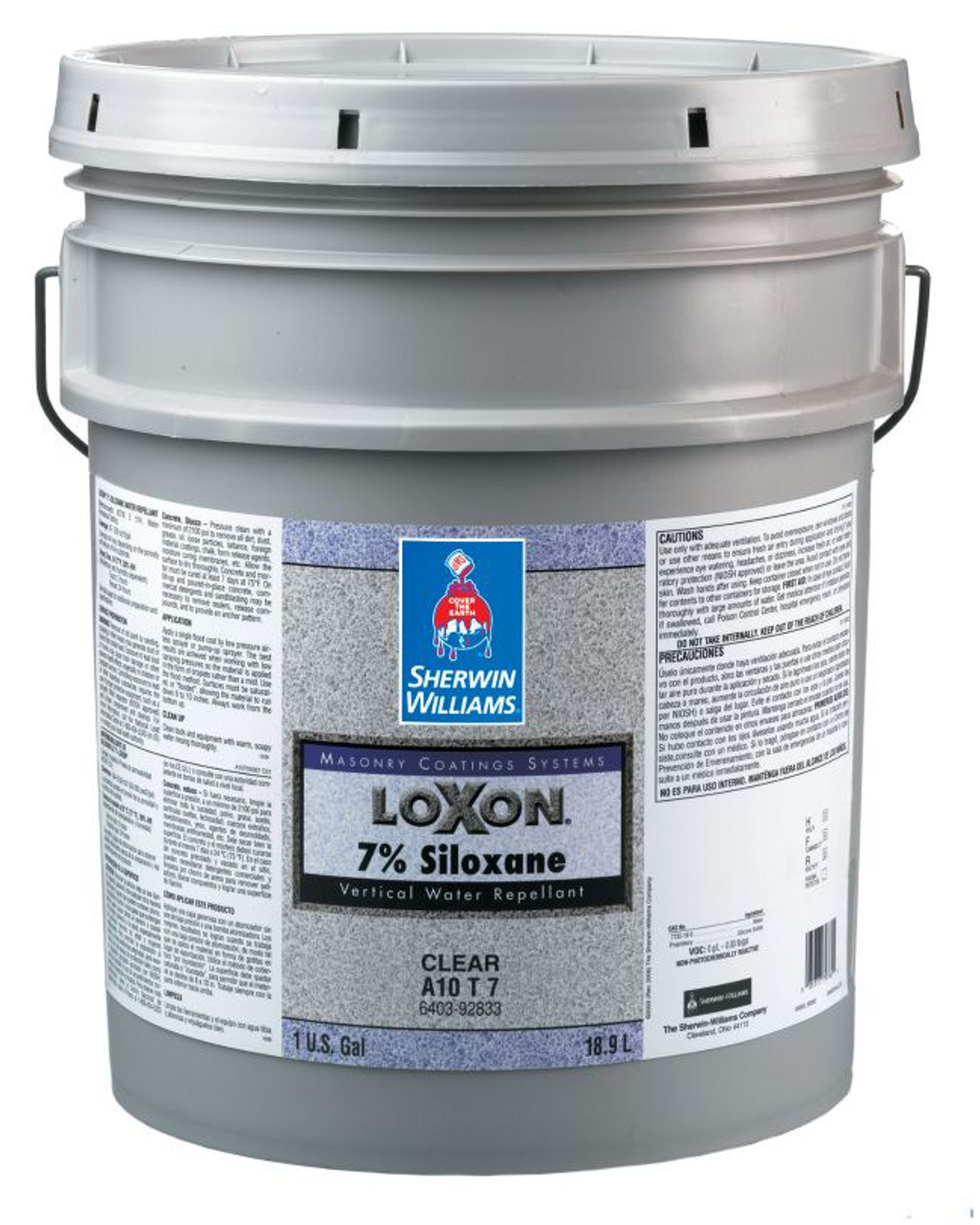Loxon® 7% Siloxane Water Repellant