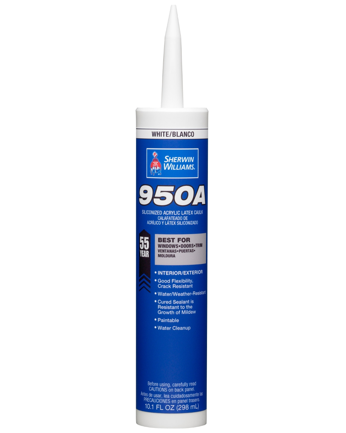 950A Siliconized Acrylic Latex Caulk
