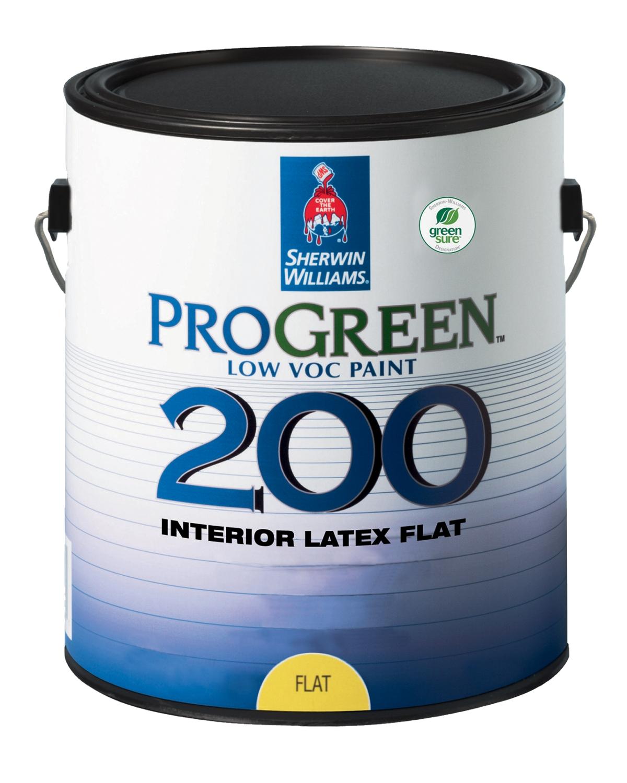 ProGreen® 200 Low VOC Interior Latex