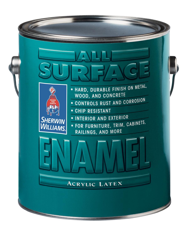 All Surface Enamel Latex Primer
