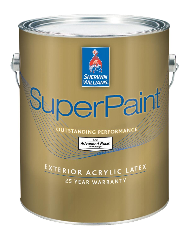 SuperPaint® Exterior Acrylic Latex