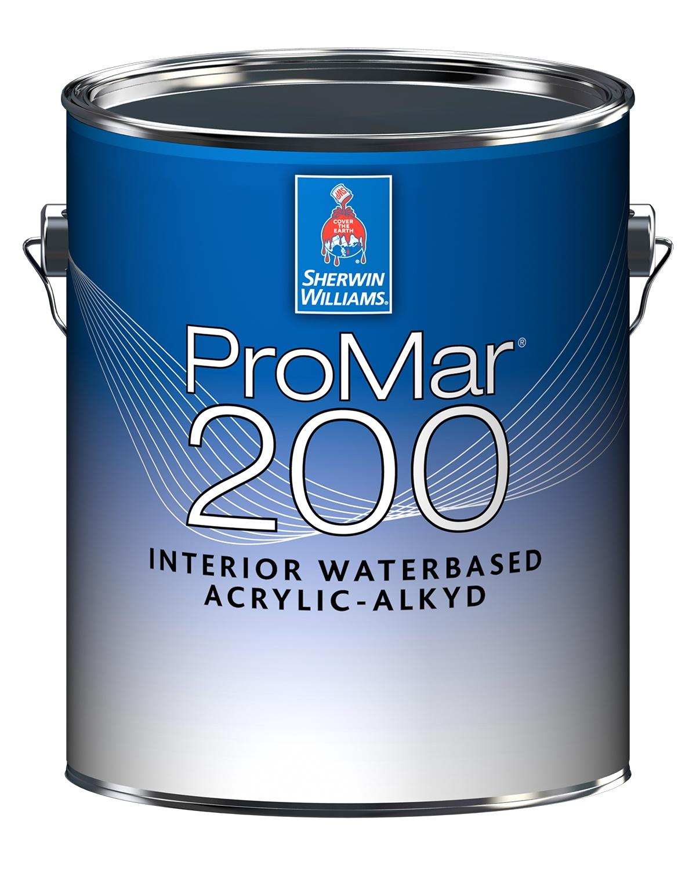 ProMar® 200 Interior Waterbased Acrylic-Alkyd