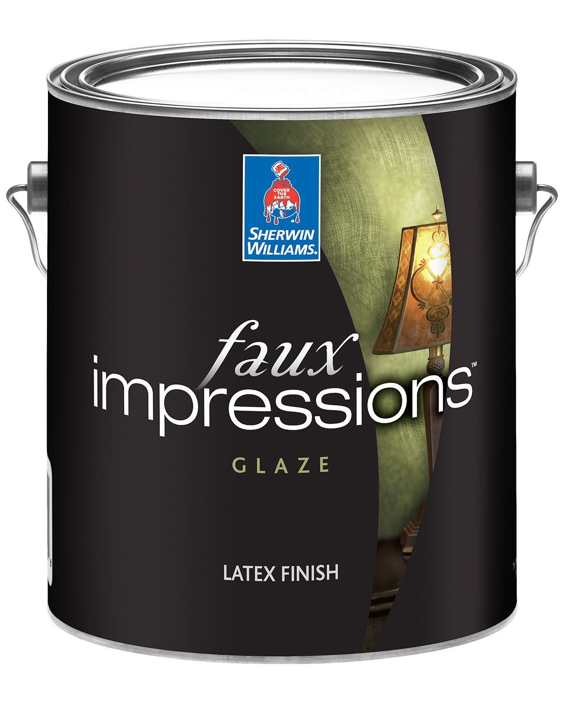 Faux Impressions® Latex Glaze