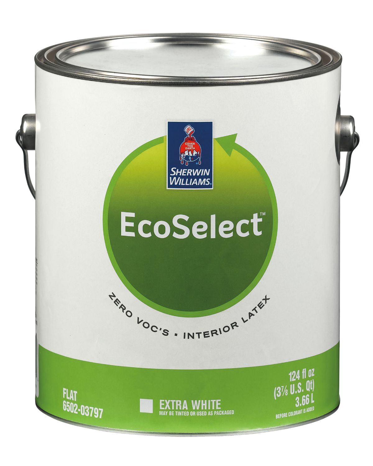 EcoSelect® Zero VOC Interior Latex Flat