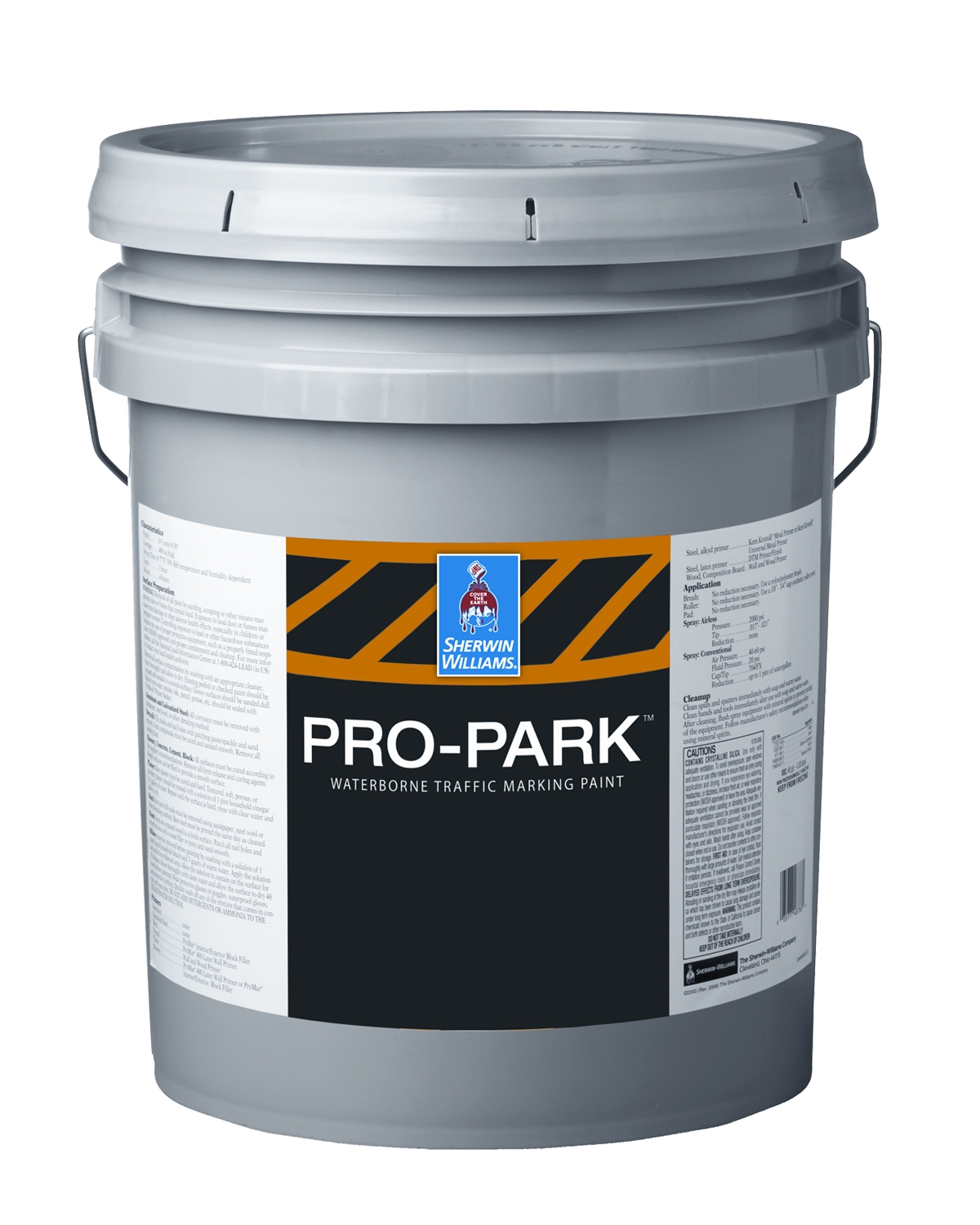 Pro-Park® Waterborne Traffic Marking Paint