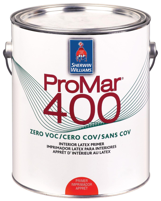 ProMar 400 Zero VOC Interior Latex Primer