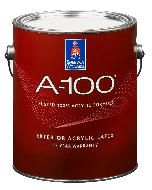 A-100 Exterior Acrylic Latex