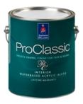 ProClassic® Interior Waterbased Acrylic-Alkyd