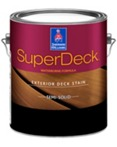 SuperDeck Exterior Waterborne Semi-Solid Color Stain