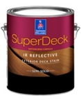 SuperDeck IR Reflective Exterior Waterborne Semi-Solid Color Stain